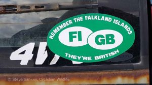 Remember the Falklands.